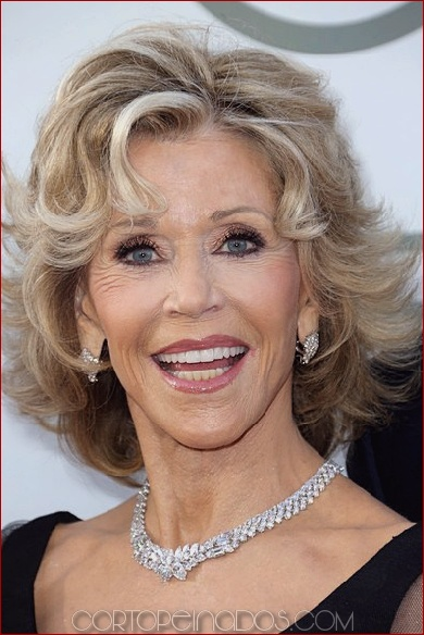 Los 30 peinados Jane Fonda más elegantes y encantadores