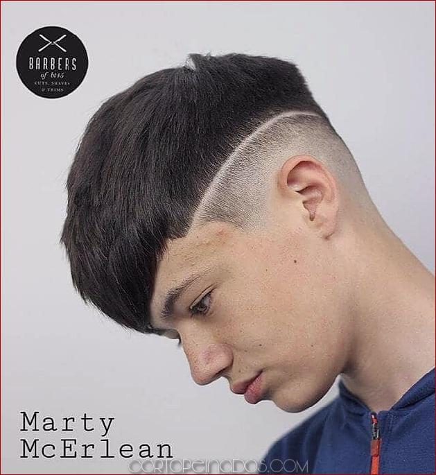 Cortes de pelo ala moda de hombre