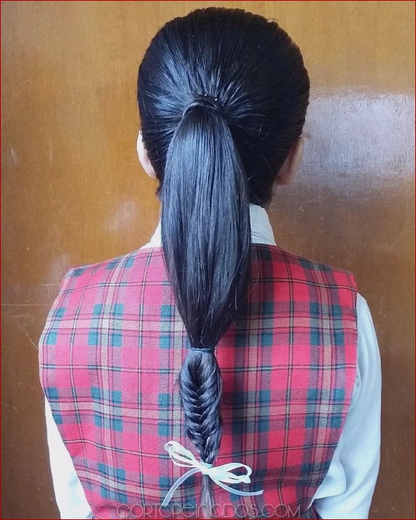 Los peinados trenzados inesperados para cabello largo