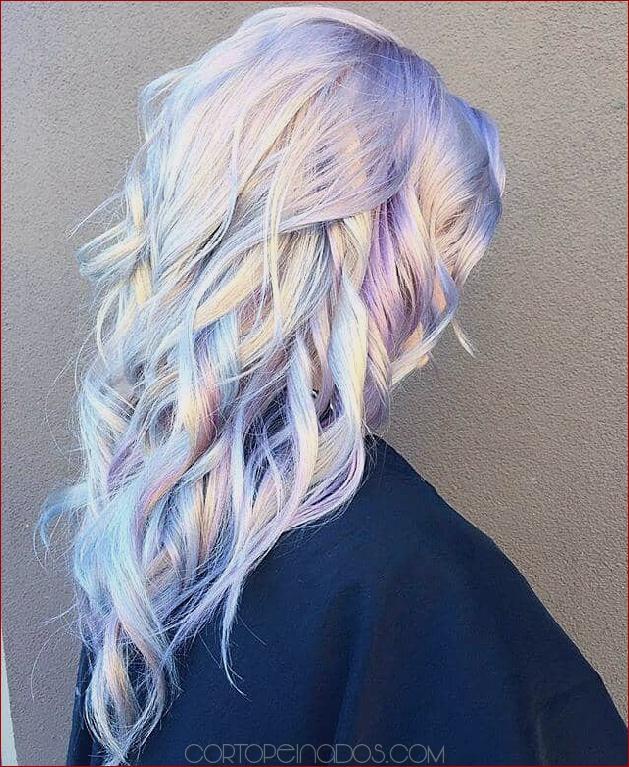 50 formas mágicas de peinar el cabello de sirena para cada tipo de cabello