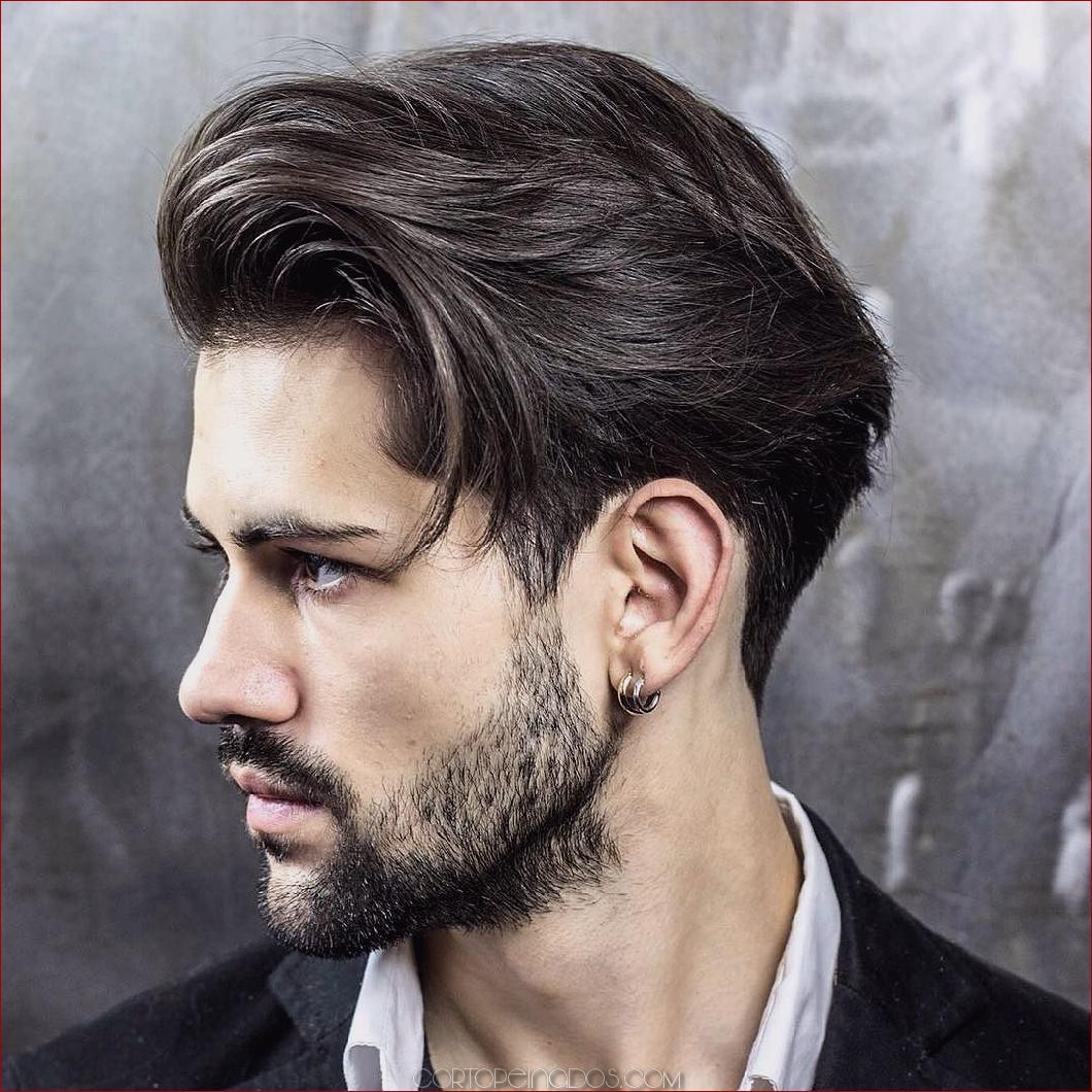 15 Peinados Clásicos Para Hombres Luce Con Clase Dentro Y