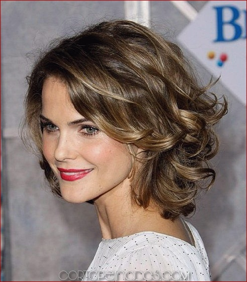 10 cortes de pelo de longitud media para cabello grueso