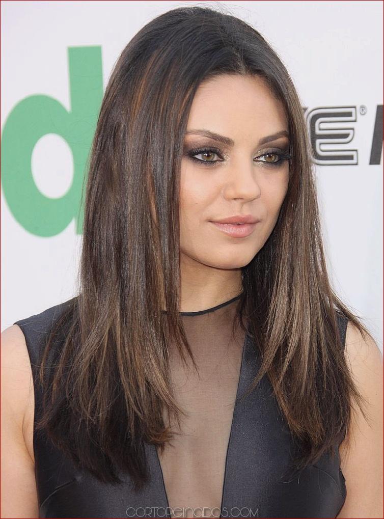 Los 25 peinados más frescos para caras redondas