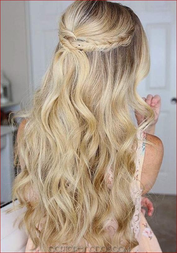 21 peinados de fiesta más glamorosos para realzar tu belleza