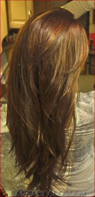 Peinados para cabello largo y grueso