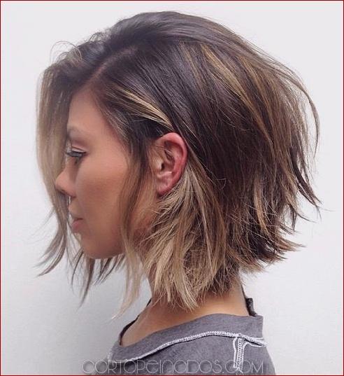 30 peinados sucios atractivos y encantadores para las mujeres