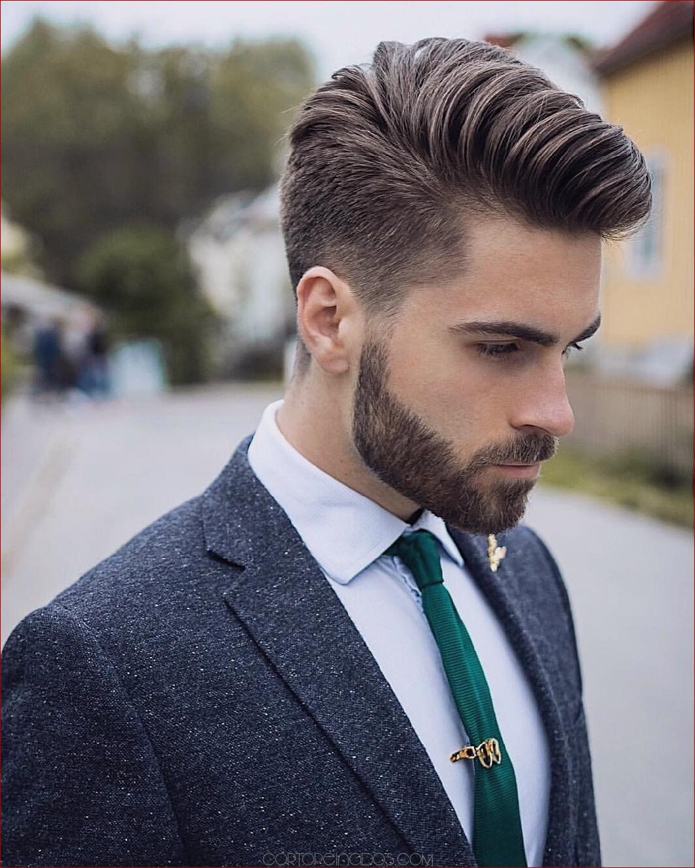 Cómo conseguir un peinados para hombres Fotos de cortes de pelo Consejos - 50+ mejores peinados para hombres - Peinados para hombres ...
