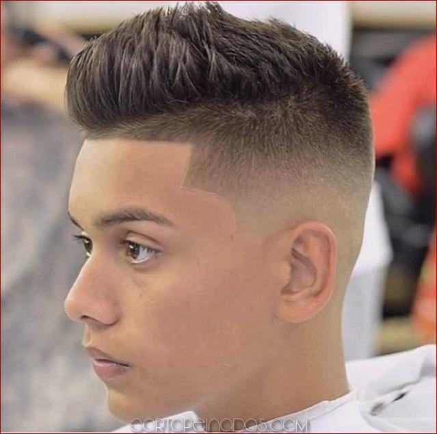 Los 14 Peinados Más Frescos Para Hombres Jóvenes