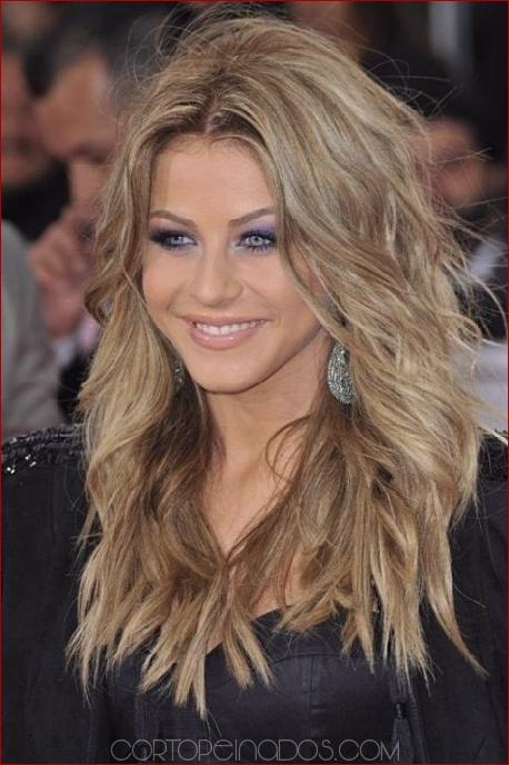 Peinados perfectos para el cabello largo y delgado