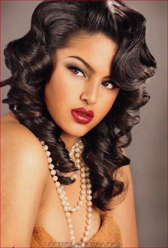 ¡25 estilos de peinados inspirados en celebridades!