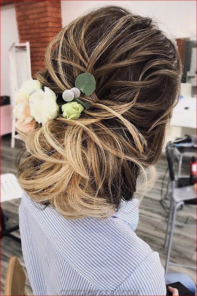 15 peinados de boda de verano para que las mujeres se vean calientes