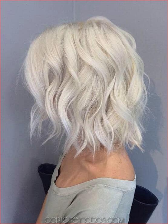 50 ideas frescas de cabello rubio corto para actualizar tu estilo