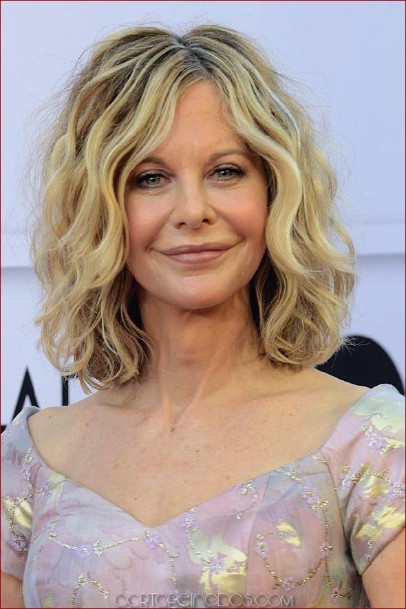 Minimalista peinados en capas Imagen de cortes de pelo tutoriales - Peinados inspiradores Bob en capas largas - Cortopeinados.com