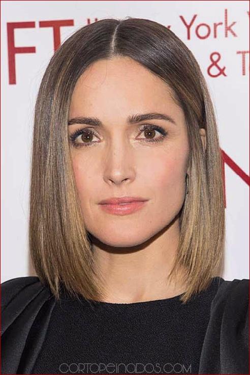 Los 30 cortes de pelo Bob más rectos para mujeres