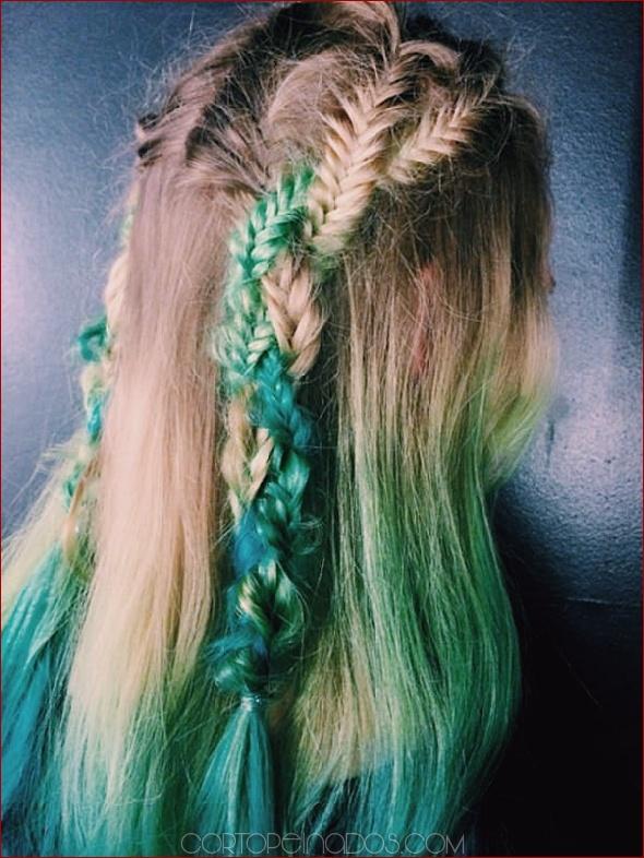 73 peinados de sirena extraordinarios que llamarán la atención