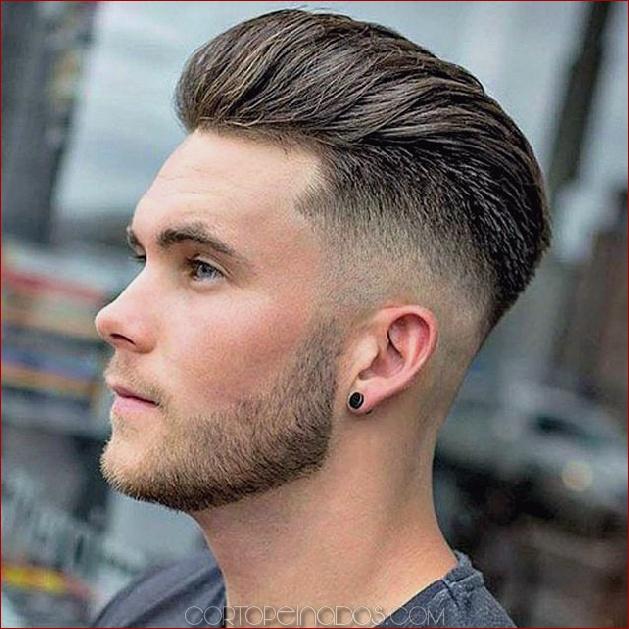 Diferentes versiones peinados juveniles hombre Colección De Cortes De Pelo Tutoriales - Peinados Juveniles Hombre 2019 - PEINADOS 2020