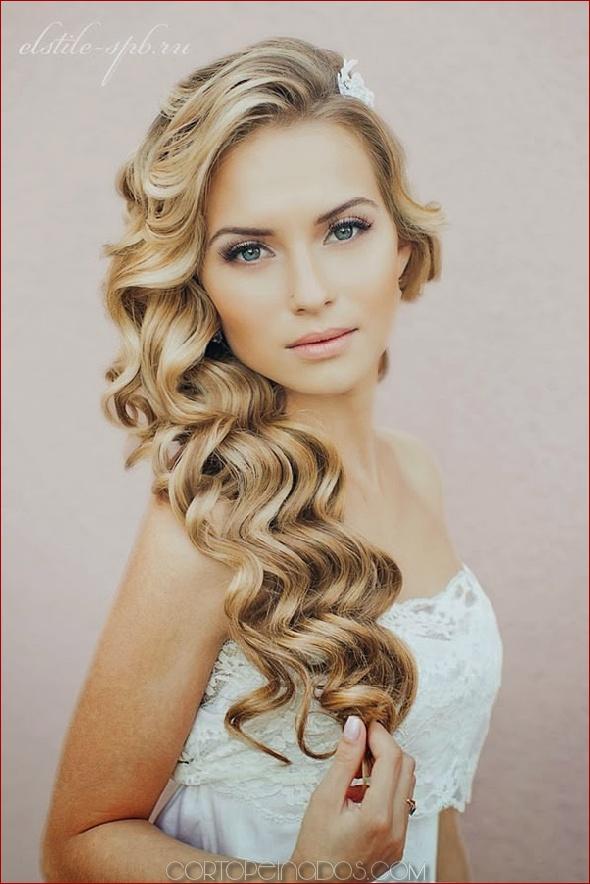 71 Peinados de novia para pelo corto, medio y largo