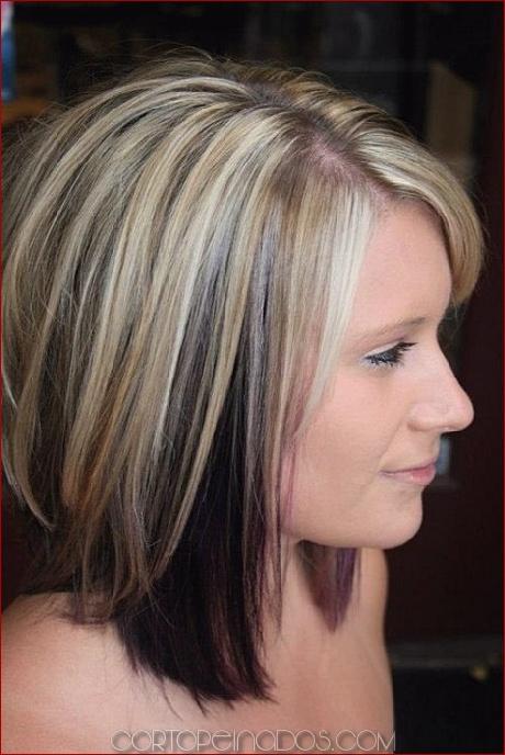 Peinados de longitud media para el cabello fino