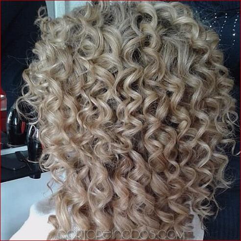 50 ideas maravillosas para el cabello rizado, ondulado o liso