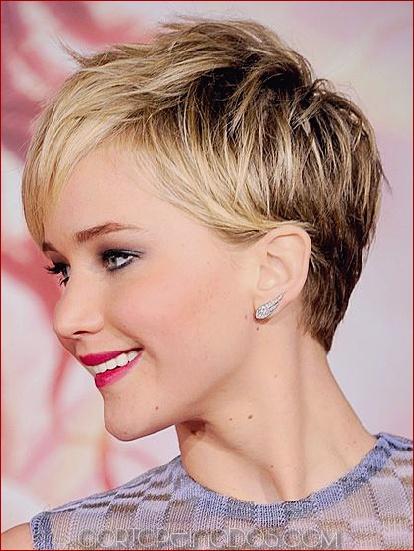 Cortes de pelo cortos con clase para el pelo grueso