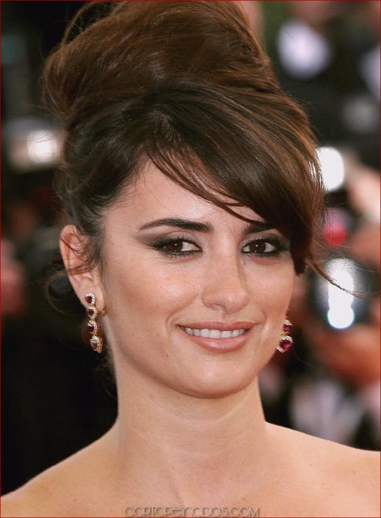 Súper fácil probar peinados Imagen de estilo de color de pelo - 20 vale la pena probar peinados con flequillo lateral para ...