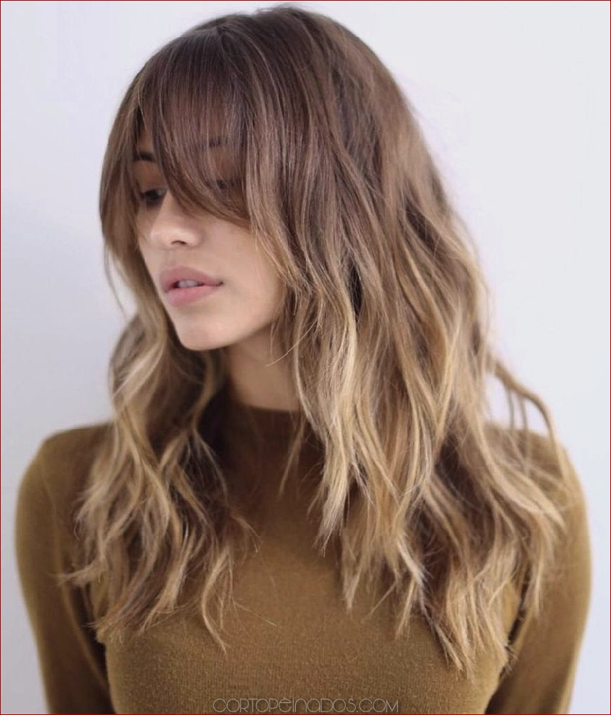 Más de 30 cortes de cabello versátiles para pelos de longitud media