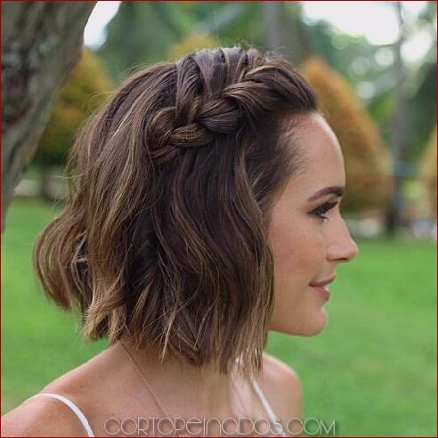 11ee021ec 50 peinados de boda para el pelo corto - Cortopeinados.com