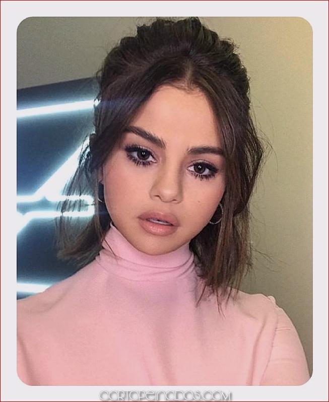 63 Cortes de pelo de Selena Gomez que te inspirarán 2019