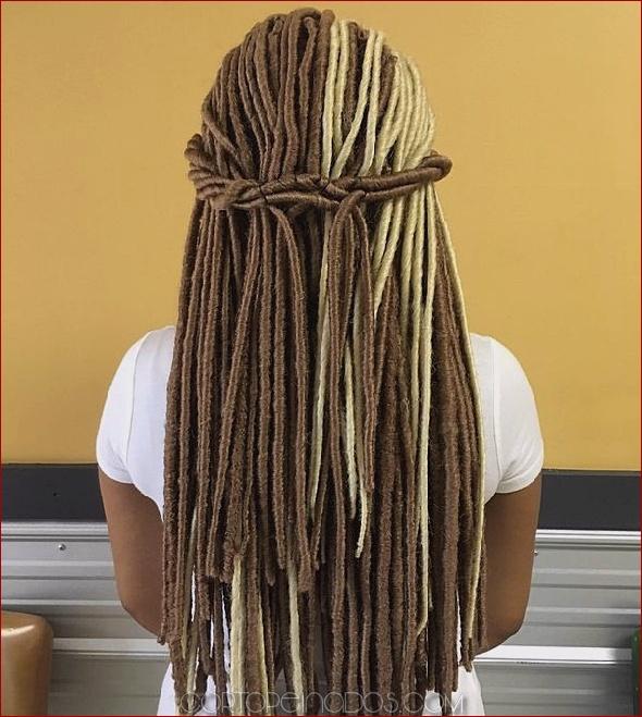 50 peinados de ganchillo impresionantes y de moda