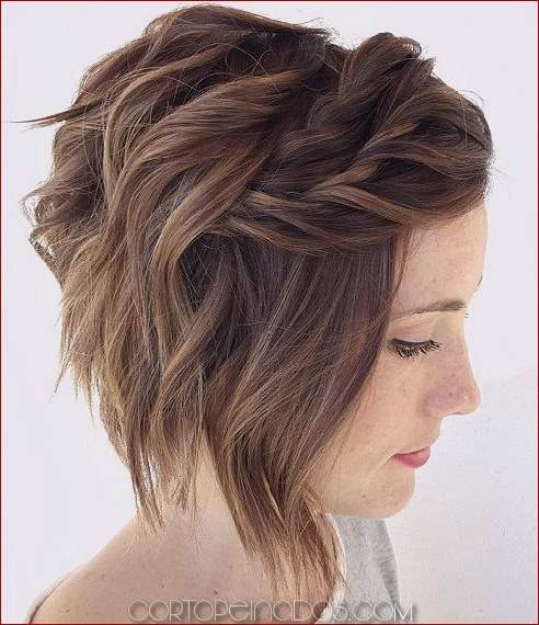 Los 21 peinados cortos más glamorosos para el cabello fino