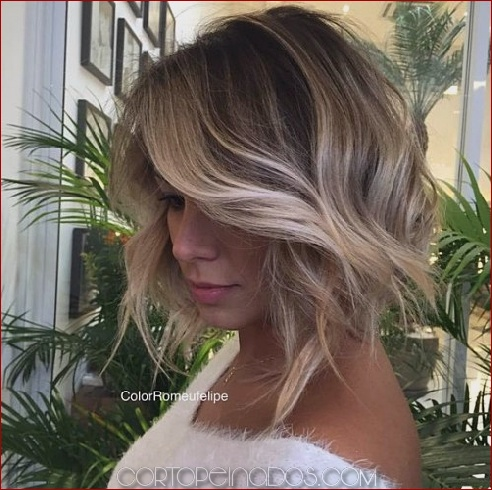 50 peinados cortos para el cabello fino