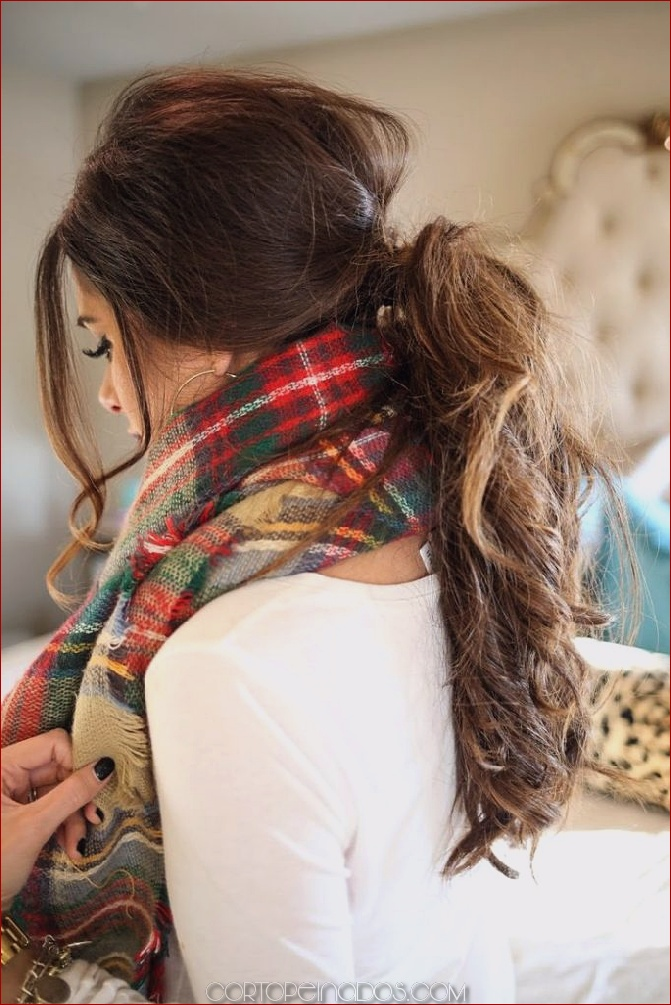30 peinados de otoño para mujeres que realzan su belleza