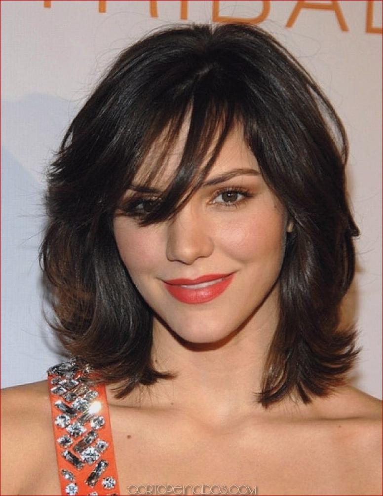 18 maravillosos peinados para cabello grueso ondulado