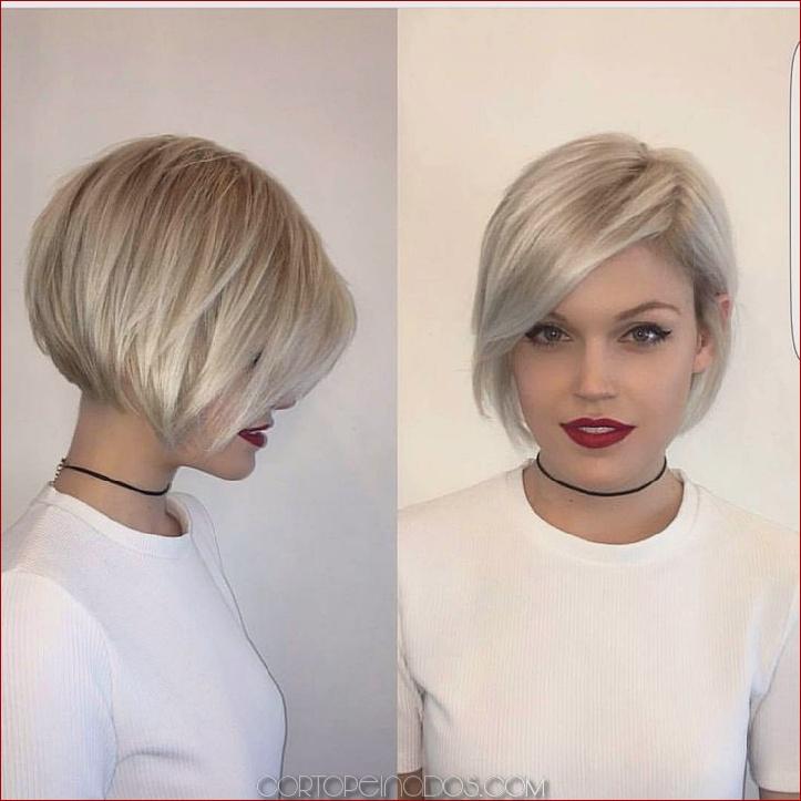 30 Cortes de pelo Bob cortos para mujeres glamorosas
