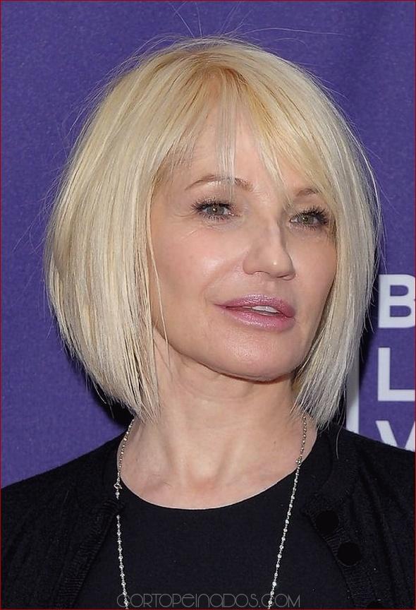 30 peinados cortos para mujeres mayores de 50 para lucir con estilo