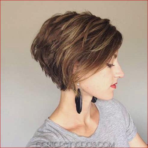 50 Cortes de pelo cortos súper chic para mujeres