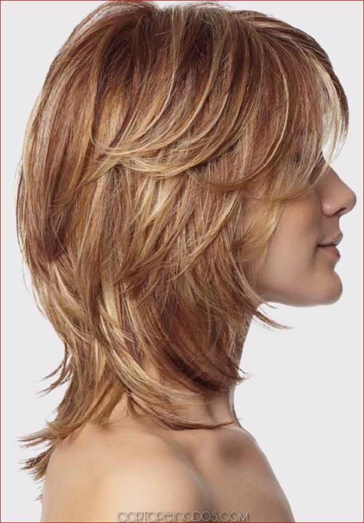 Los 25 peinados más superlativos de longitud media en capas