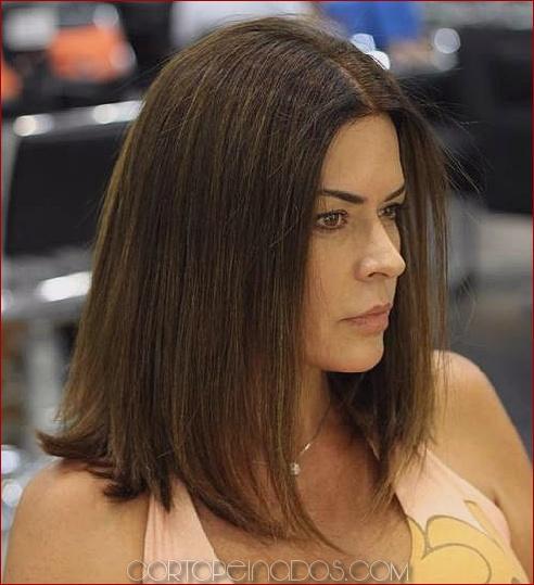 Cortes de pelo para mujer long bob