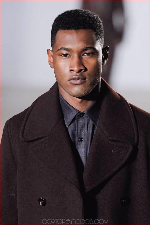 Hermoso peinados de negros Fotos de las tendencias de color de pelo - 82 ideas frescas para peinados de hombre negro ...