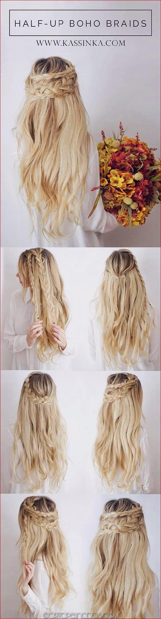 33 tutoriales paso a paso más populares de peinado