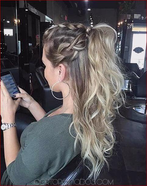 25 trenzas impresionantes ideas de peinado para este verano