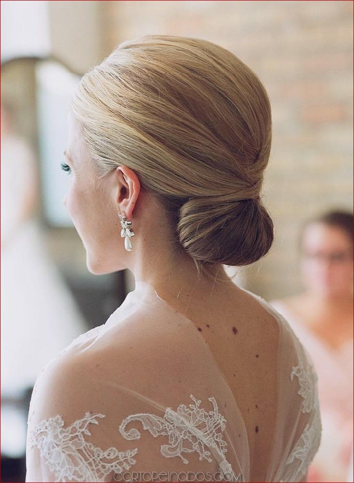 30 peinados de boda para mujeres en 2019 - Aparecen elegantes y con clase