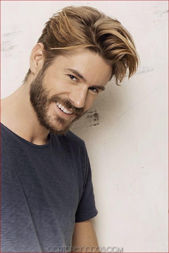 Sorprendentemente fácil peinados chicos Colección de cortes de pelo estilo - Peinados rubios para chicos - Cortopeinados.com