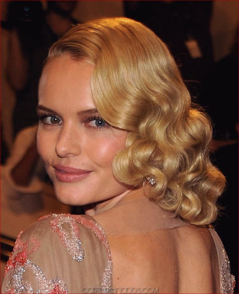 15 peinados de baile para cabello mediano: luce hermoso para tu gran noche