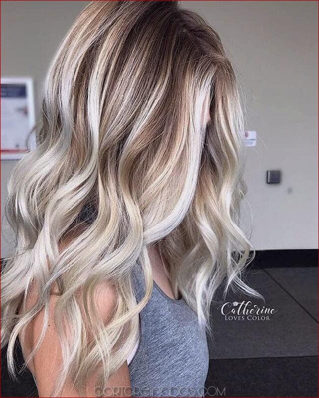 Colores bonitos para el pelo