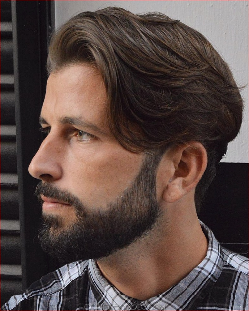 16 Largo Peinado Para Hombres Para Lucir Elegante Y Moderno