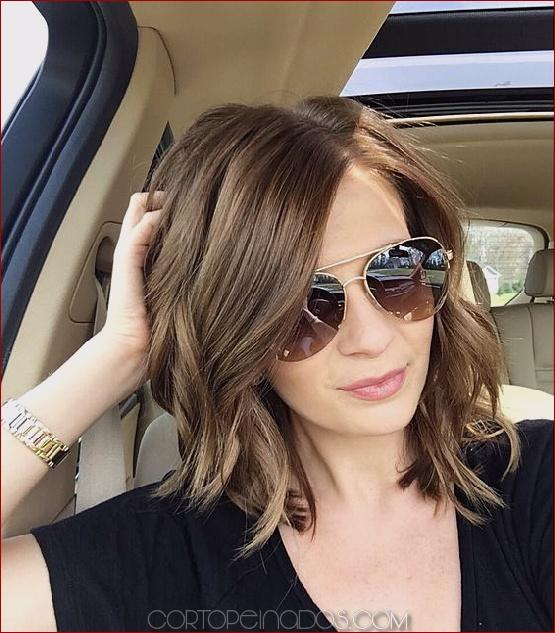 30 peinados de longitud media más deslumbrantes para el cabello fino