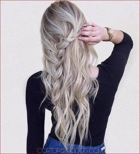 Los 25 peinados rubios más hermosos para una princesa moderna