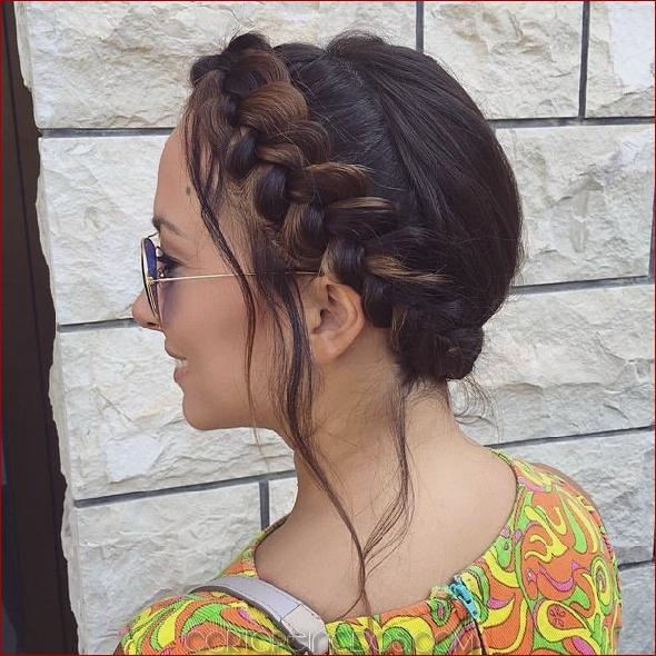 Nuevos peinados Boho que debes usar