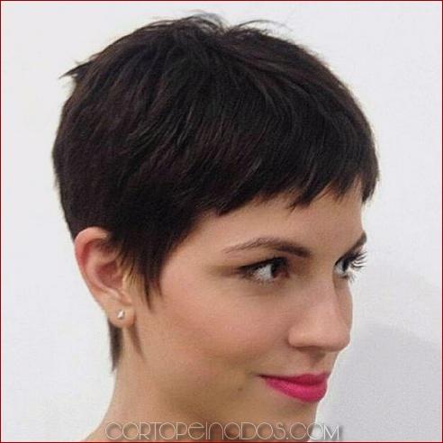Ideas para peinados muy cortos y cortes de pelo
